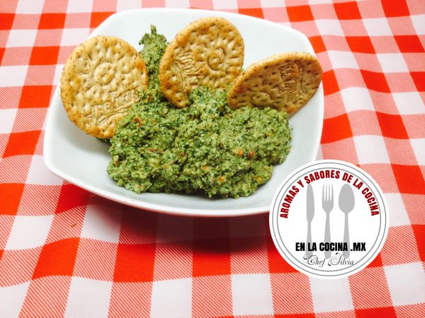 Pesto con Nueces