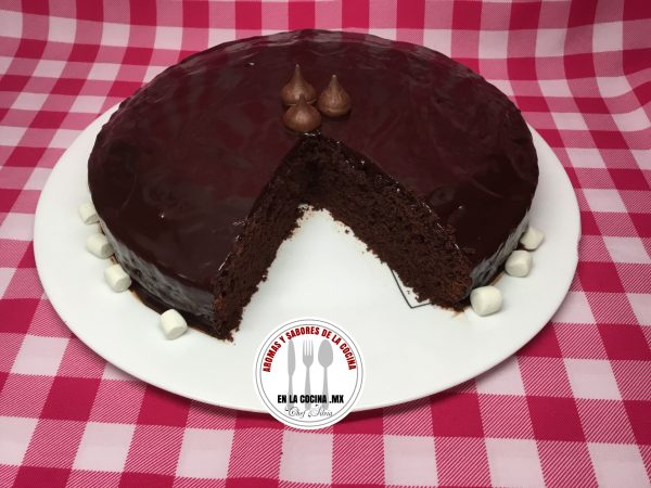 Mud Cake de Chocolate