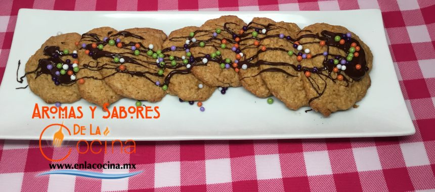 Galletas de Calabaza con Chocolate
